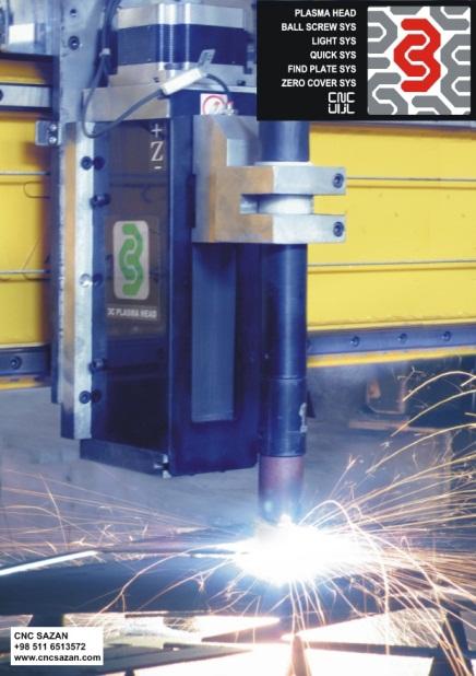CNC Plasma Torch
