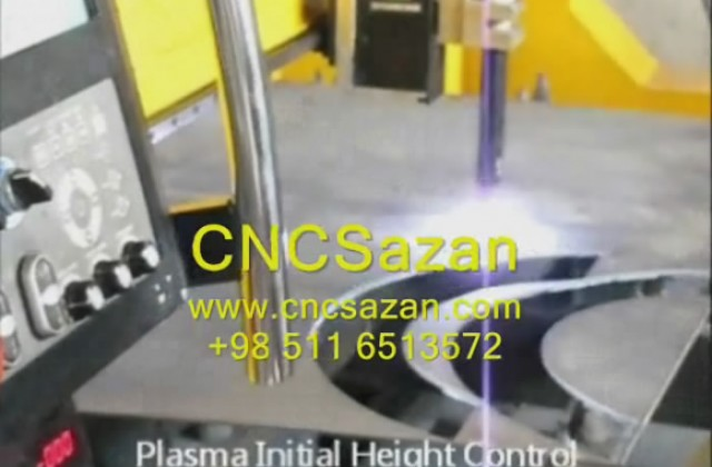 short video show how cncsazan plasma cutting works DOWNLOAD video of fully automatic Avid Plasma Cutting CNC DOWNLOAD video of Heavy-Duty CNC Plasma Cutting   Plasma THC in action: Plasma...