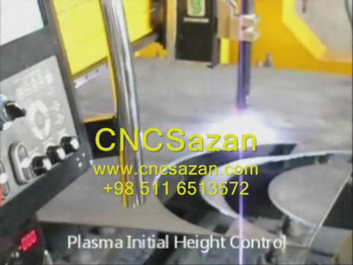 کنترل ارتفاع پلاسما
