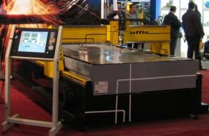 دستگاه CNC پلاسما shuffle