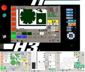 سیستم کنترل CNC برش پلاسما و هواگاز