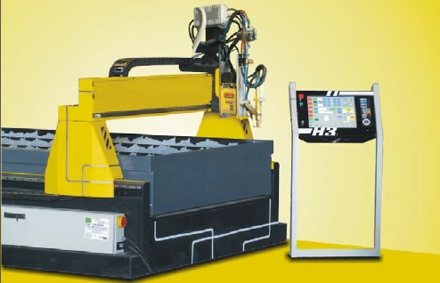 Avid Cutting Table specially developed for quality cutting with  dynamic with single plasma with oxyfuel cutting.mechanical structure is rigid and machined by precision gantry CNCs machine. dual side drives in...