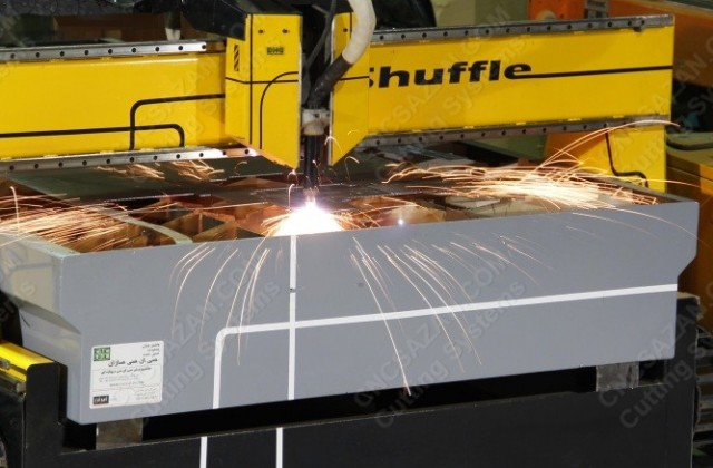 Plasma Cutting Table CNC Sazan Latest Product , special Plasma cutting table with high dynamic and speed for precise and cost-effective cutting process , easy to use and efficient for...