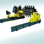 دستگاه برش پلاسما-هواگاز CNC مدل Heavy duty