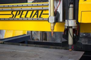 دستگاه برش CNC پلاسما مدل Avid Special ، دستگاه تخصصی برش فلزات با سرعت بالا،plasma cnc cutting machine